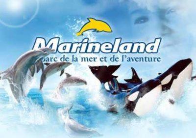 Affiche Marineland
